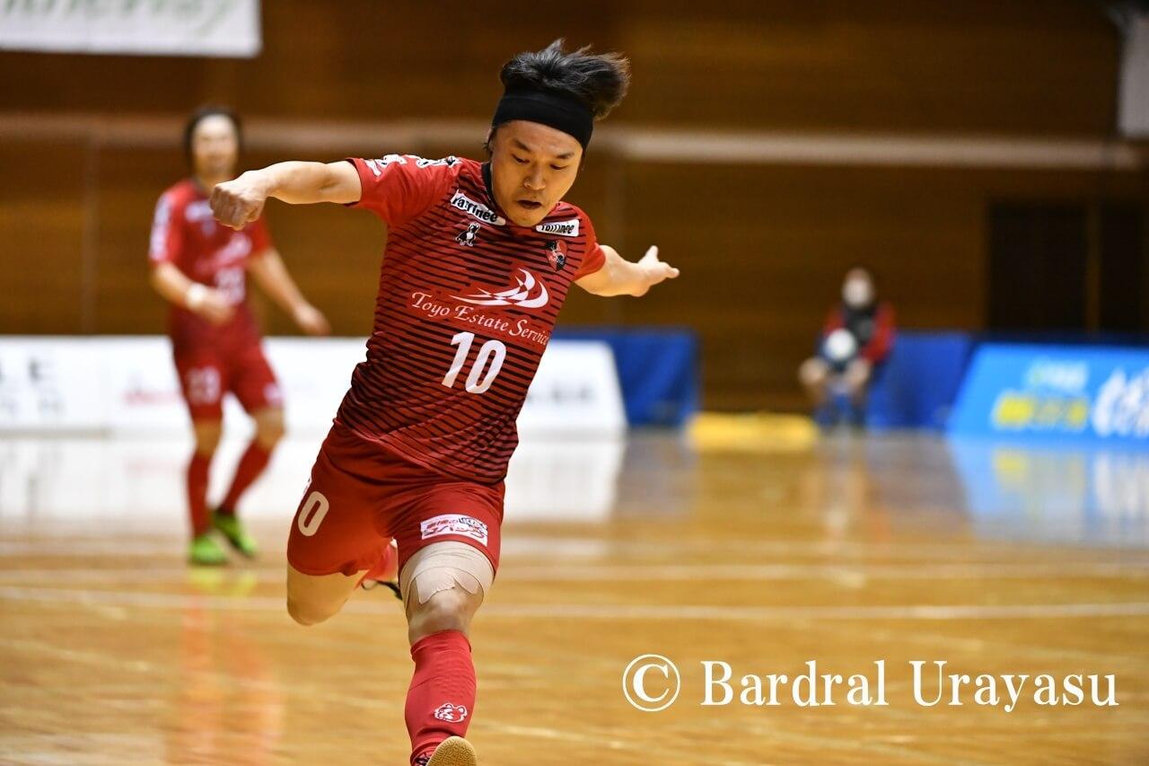 Fリーグ2021-2022 第6節 シュライカー大阪戦ハイライト