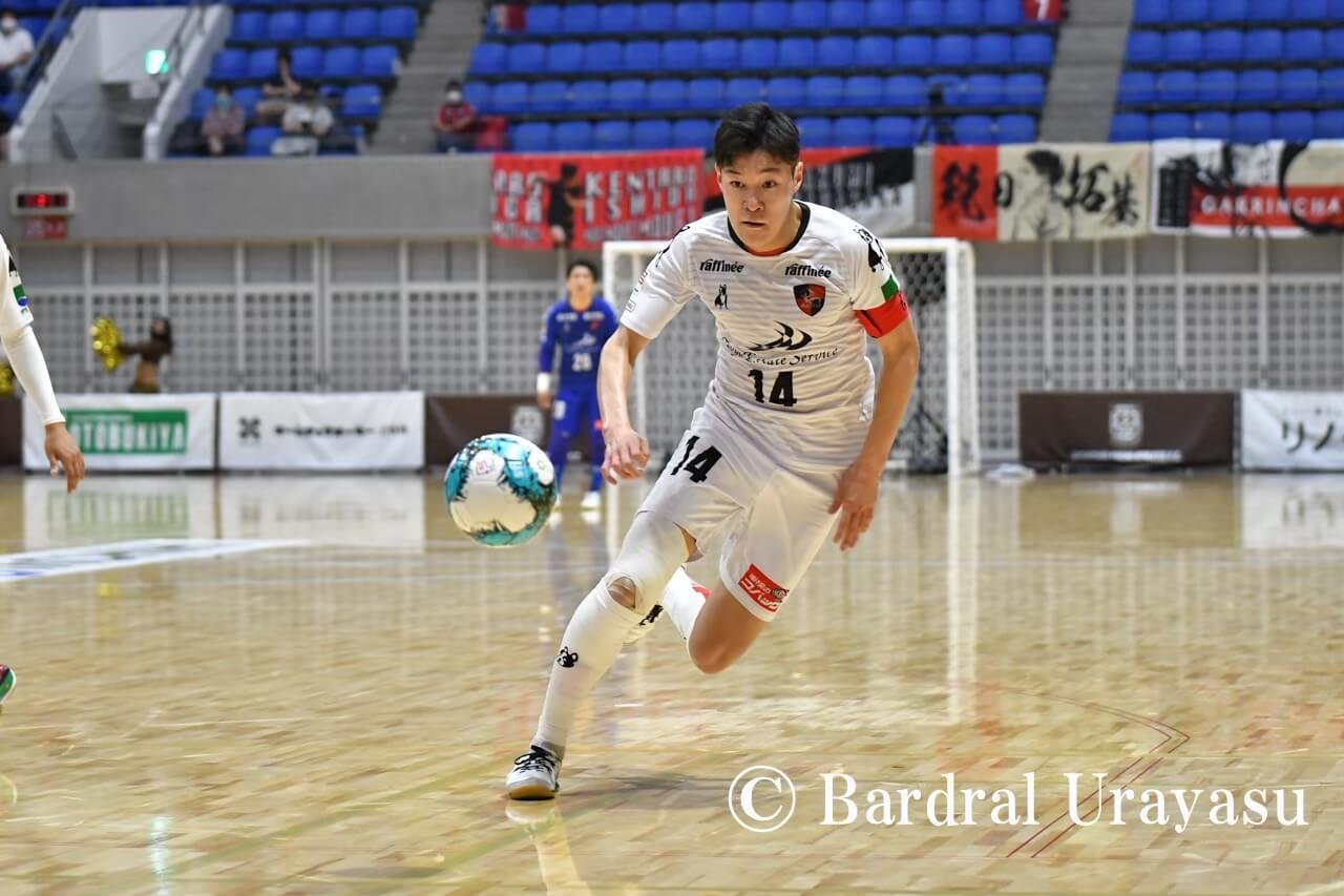 Fリーグ2021-2022 第5節 バサジィ大分戦ハイライト